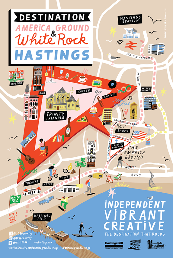 Hastings Celebrating The Spirit Of Independents