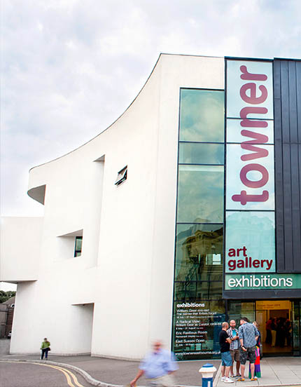 Towner Gallery Eastbourne